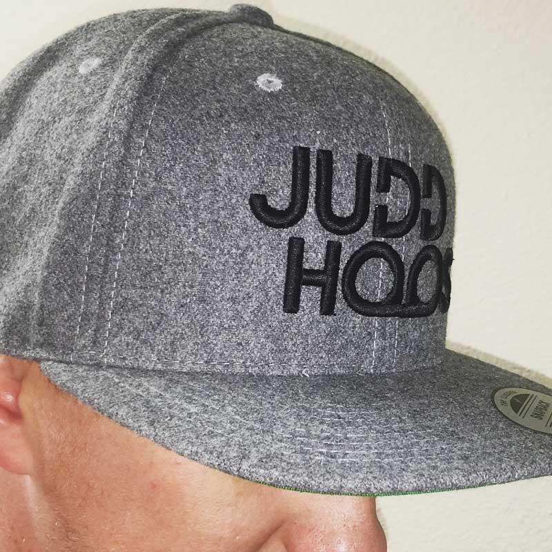 Wool Snapback Hat